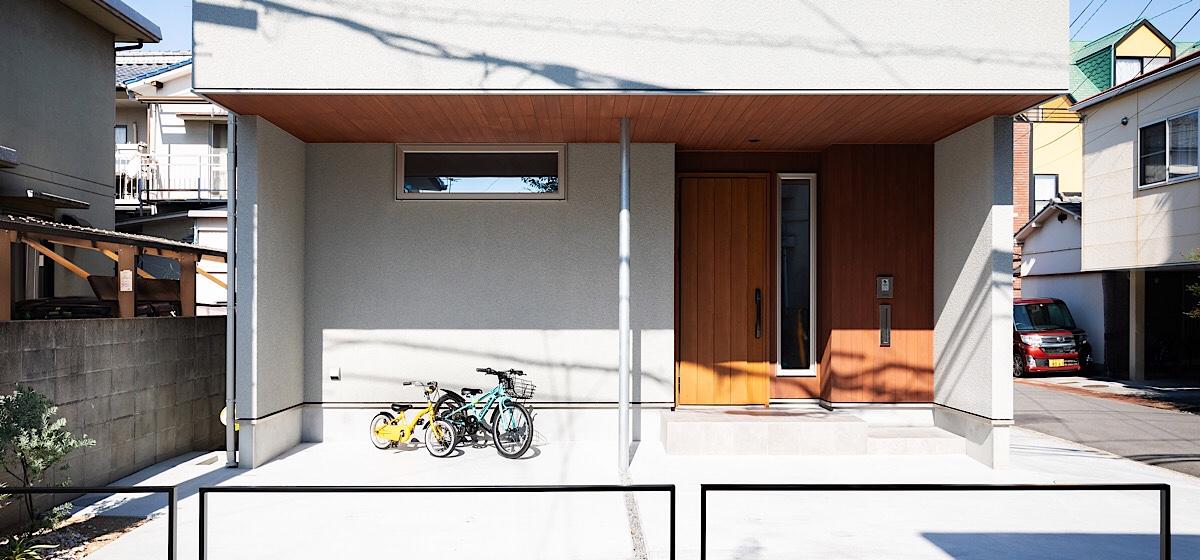 玄関周りのデザイン